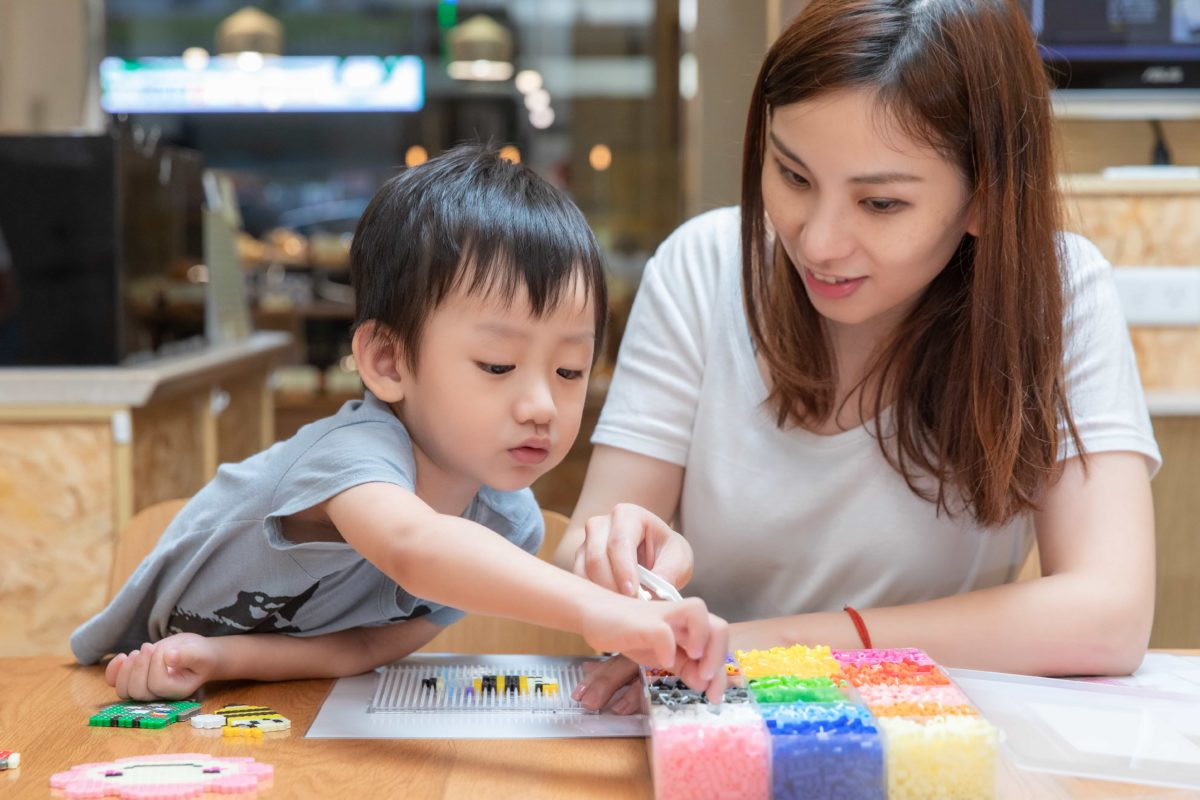 「童樂探索拼豆趣住房專案」2,399元起,邀大小朋友出遊拼出創意
