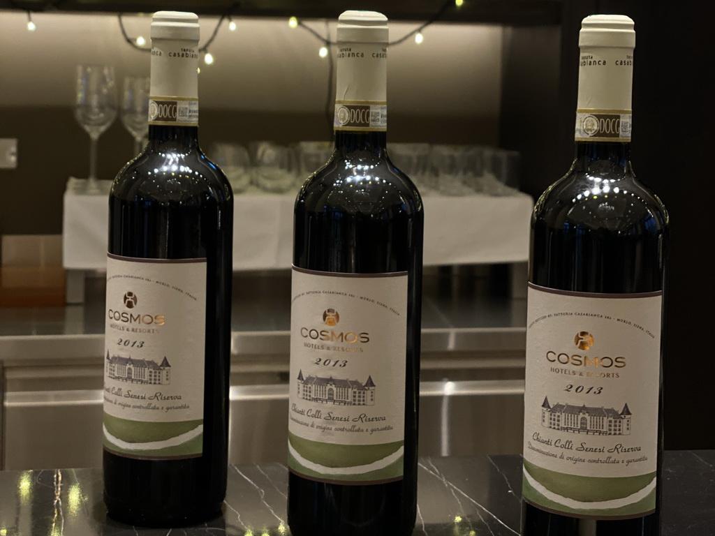 天成飯店集團首次跨足紅酒市場 打造極致非凡品牌葡萄酒