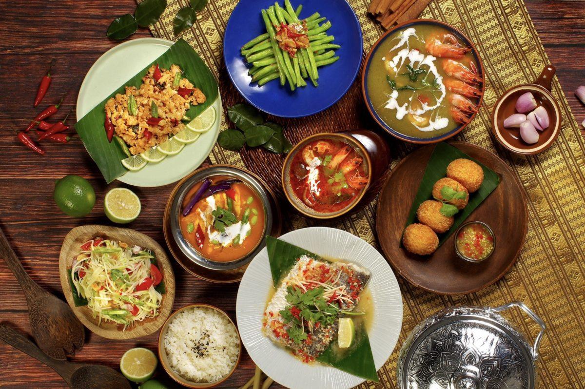 全新餐飲品牌「花園 thai thai」嶄新登場