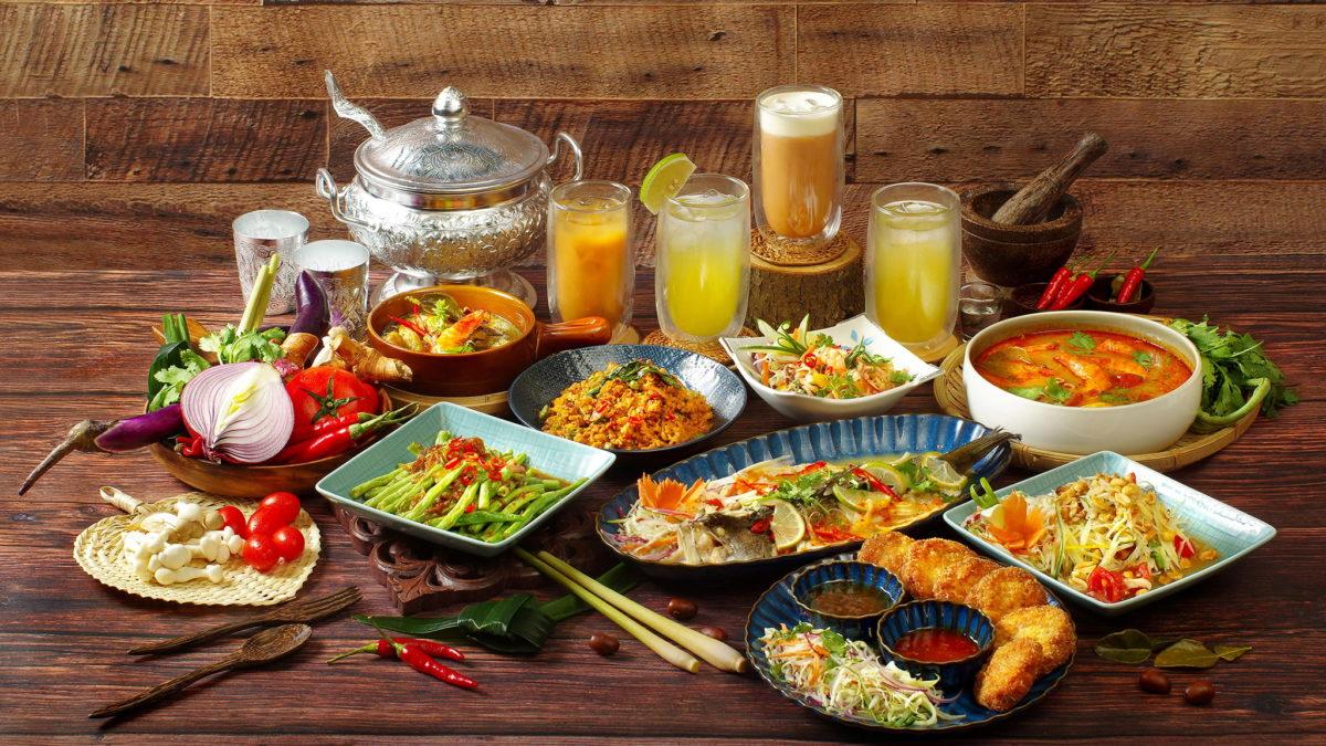 「花園 thai thai」嶄新登場  星級飯店首家泰式餐酒館