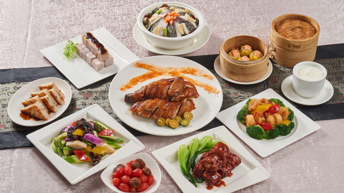 世貿國際會館翠庭 雞鴨料理新吃法 週四週五晚餐烤鴨免費升級「五吃」再推出嘗鮮新選擇「好食雞分享餐」
