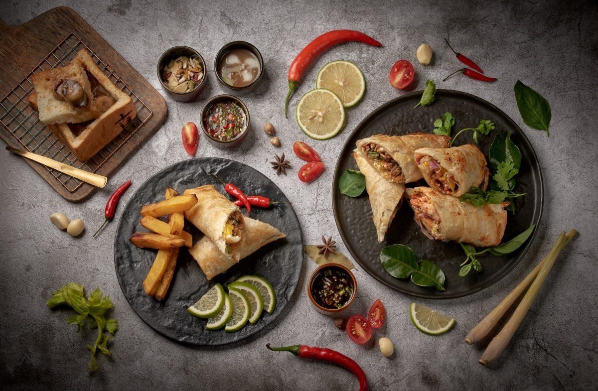 泰式餐酒館「花園thai thai」經典泰式早餐 180元起,愜意幸福由此開始!