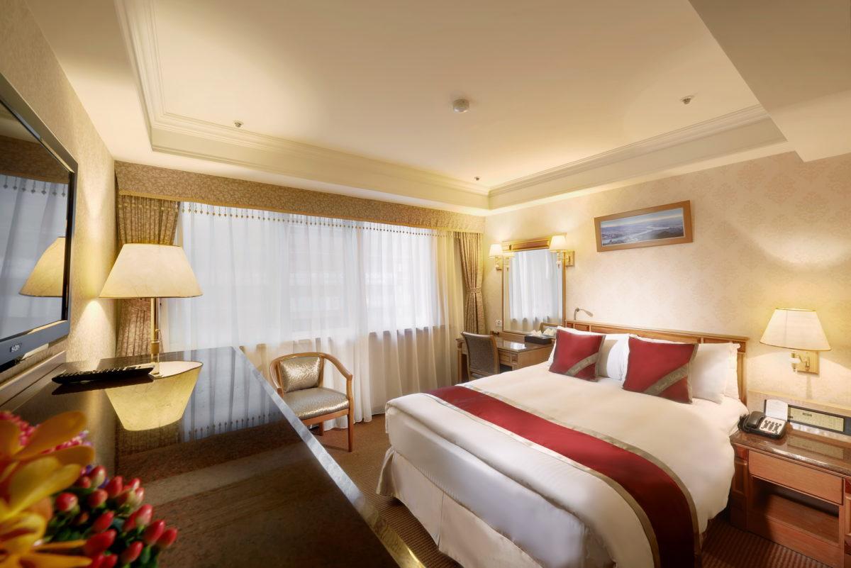 台北天成大飯店住滿24小時 兩人同行每人688元起