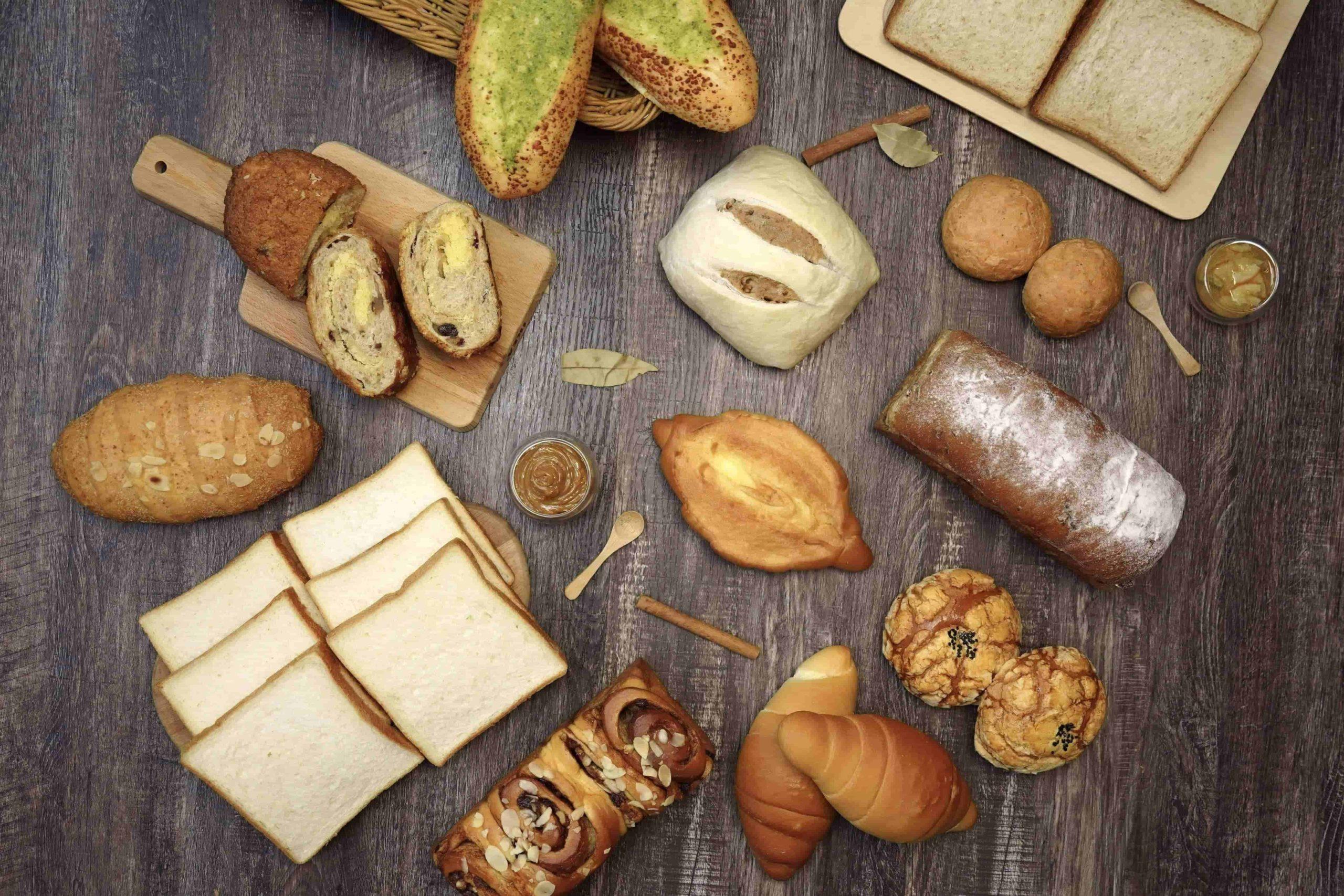台北花園大酒店花比麵包坊推「職人手作澎湃麵包箱」輕鬆解決早餐及午後時光 鹹甜麵包輕鬆下單宅配直送到府