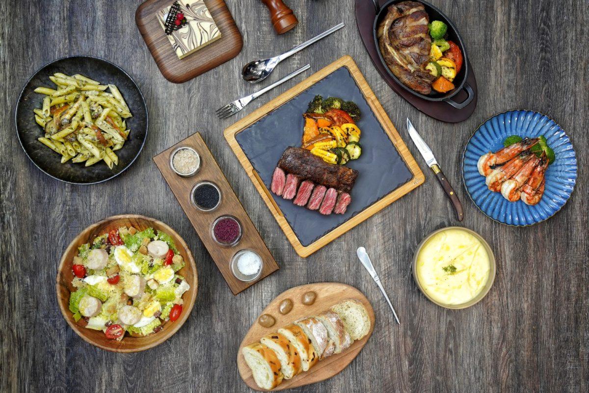 米其林餐盤推薦 PRIME ONE牛排館 首推星級饗宴外帶分享餐3,888元 宅饗食尚佳餚打造居家生活儀式感