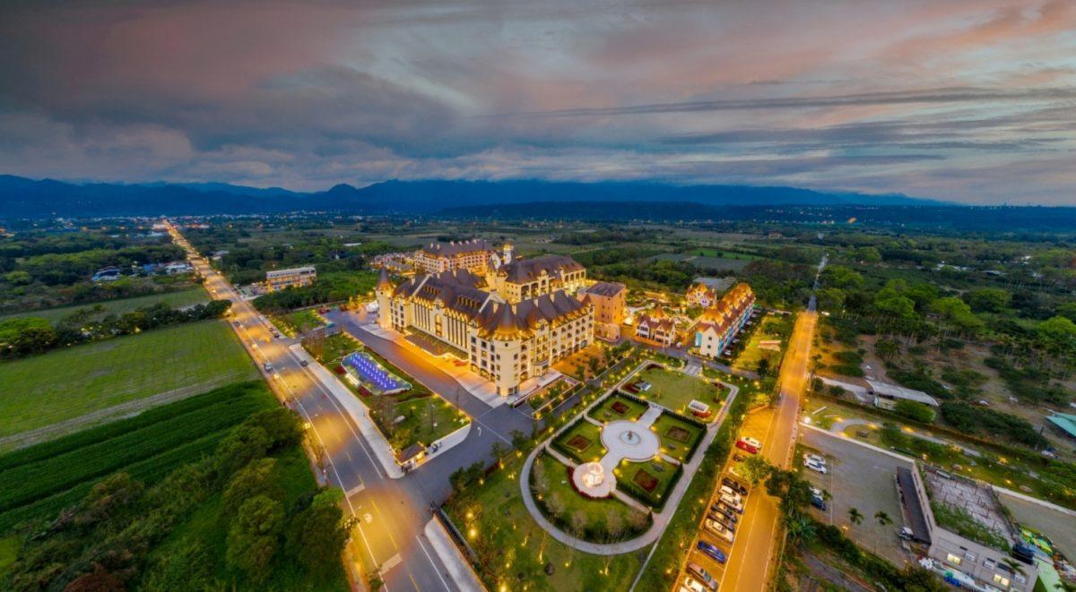 瑞穗天合國際觀光酒店親子溜滑梯房 四天三夜享一晚免費