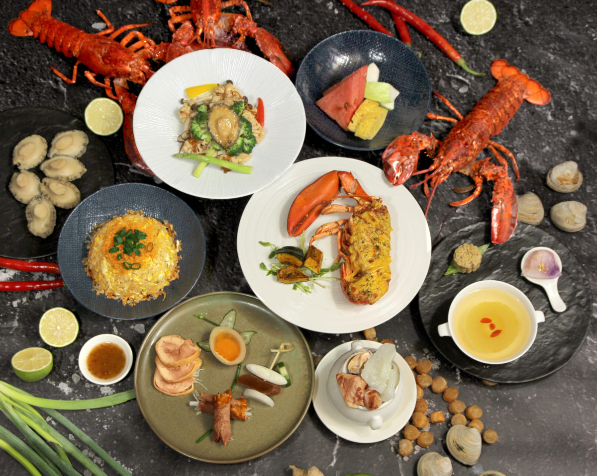 海龍王極饌饗宴專案 龍蝦鮑魚鮮美上桌 雙人套餐再加贈精緻客房住宿一晚優惠價3,688元