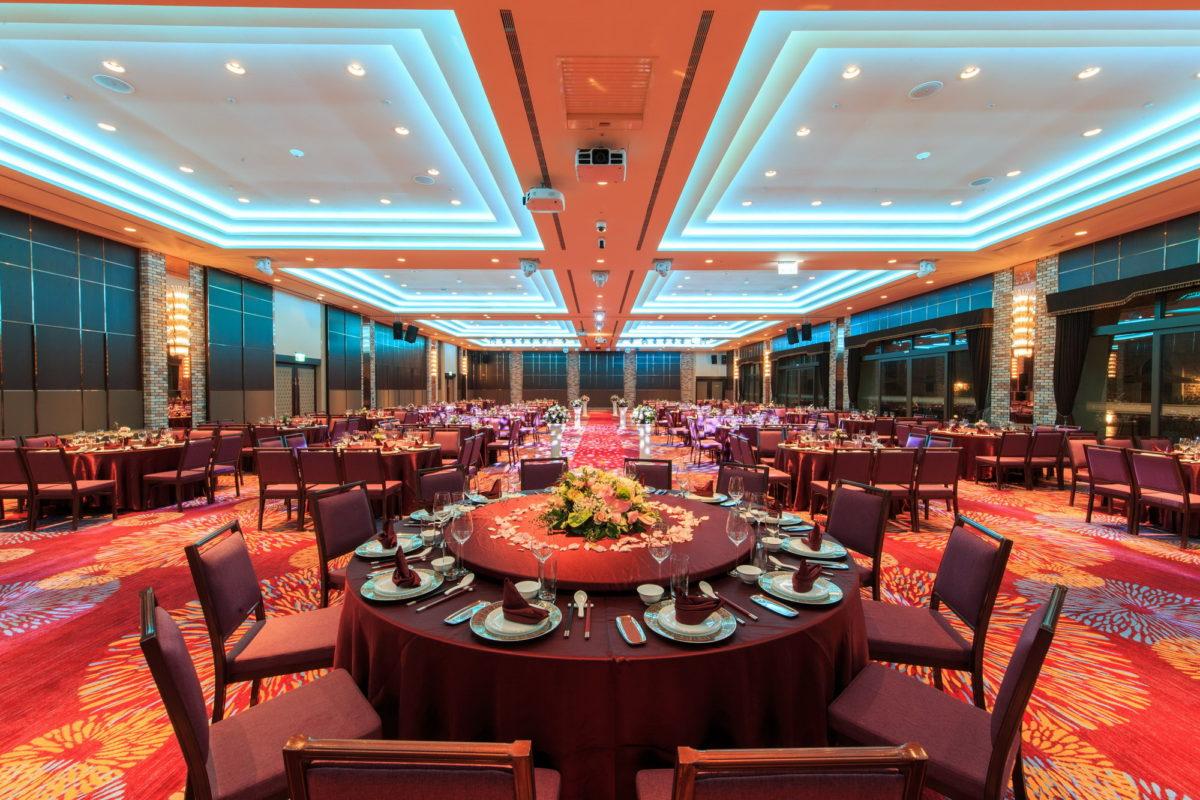 瑞穗天合國際觀光酒店推出「黃金瑞穗尾牙春酒旺年宴」